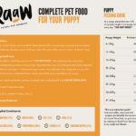 RaaW Chicken Puppy Food