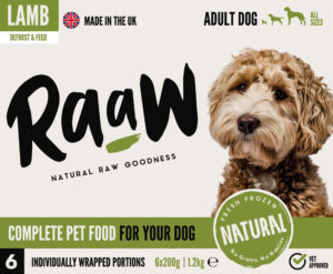 Raaw Lamb Dog Food