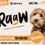 RaaW Chicken Dog Food